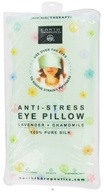 Earth Therapeutics - Anti-Stress Silk Eye Pillow
