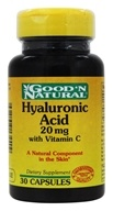 Good 'N Natural - Hyaluronic Acid 20 mg. - 30 Capsules