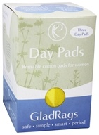 Glad Rags - Color Cotton Day Reusable Pads - 3 Pack(s)
