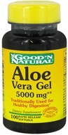 Good 'N Natural - Aloe Vera Gel - 100 Softgels