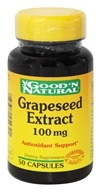Good 'N Natural - Grape Seed Extract 100 mg. - 50 Capsules