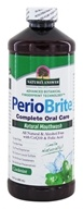 Nature's Answer - PerioBrite Alcohol-Free Mouthwash Coolmint - 16 oz. Formerly Periowash