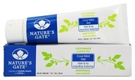 Nature's Gate - Toothpaste Cool Mint Gel - 5 oz.
