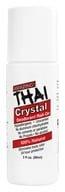 Thai Deodorant Stone - Thai Crystal Mist Roll-On Deodorant - 3 oz.