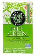 Triple Leaf Tea - Dieter's Green Herbal Tea - 20 Tea Bags