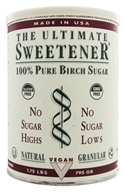 The Ultimate Life - The Ultimate Sweetener - 100% Pure Birch Sugar (909g) - 1.75 lbs.