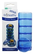 Fit & Fresh - Fit & Healthy Pill Case Stacker - formerly by Vitaminder