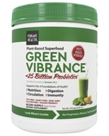 Vibrant Health - Green Vibrance Version 14.0 Daily Superfood - 25.61 oz.