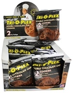 Chef Jay's - Tri-O-Plex Cookies Double Chocolate Chip - 2 Pack(s)