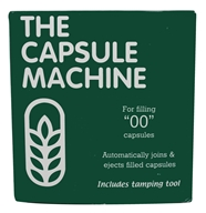 """Capsule Connections - The Capsule Machine For Filling """"00"""""""