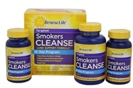 ReNew Life - Smokers Cleanse 30-Day Program - 120 Capsules