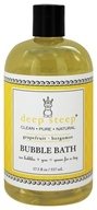 Deep Steep - Bubble Bath Grapefruit Bergamot - 17.5 oz.