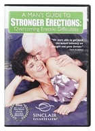 Sinclair Institute - A Man's Guide To Stronger Erections: Overcoming Erectile Difficulties DVD