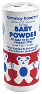 Country Comfort Herbals - Baby Powder - 3 oz.