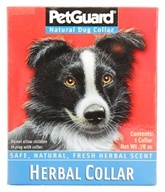 Pet Guard - Natural Herbal Dog Collar - 22 in.