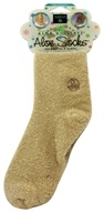 Earth Therapeutics - Aloe Socks Foot Therapy To Pamper & Moisturize Tan - 1 Pair