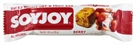 SoyJoy - all Natural Baked Whole Soy & Fruit Bar Berry - 1.05 oz.