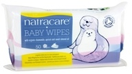 Natracare - Organic Cotton Baby Wipes - 50 Wipe(s)