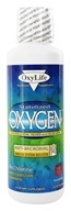 OxyLife Products - Oxygen with Colloidal Silver and Aloe Vera Mountain Berry - 16 oz.