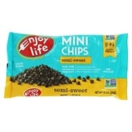 Enjoy Life Foods - Semi-Sweet Chocolate Mini Chips - 10 oz.