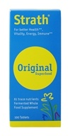 Bio-Strath - Whole Food Natural Stress and Fatigue Supplement - 100 Tablets