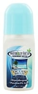 Naturally Fresh - Deodorant Crystal Roll-On Ocean Breeze - 3 oz.