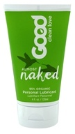 Good Clean Love - All Natural Personal Lubricant Almost Naked - 4 oz.