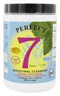 Agape Health Products - Perfect 7 Intestinal Cleanser Psyllium-Herbal Combination - 10.5 oz.