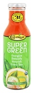 Cell Nique - Super Green Drink Citrus Vanilla - 12 oz.