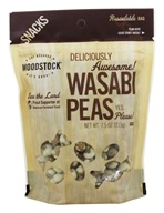 Woodstock Farms - All-Natural Wasabi Peas - 7.5 oz.