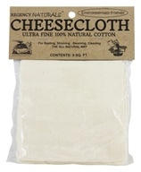 Regency - Cheesecloth Ultra Fine 100% Natural Cotton - 9 ft.