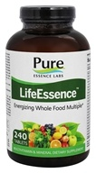 Pure Essence Labs - LifeEssence The Master Multiple - 240 Tablets