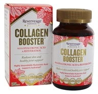 ReserveAge Organics - Collagen Booster - 60 Vegetarian Capsules