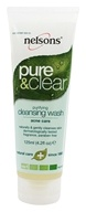 Nelsons - Pure & Clear Purifying Cleaning Wash - 4.2 oz.