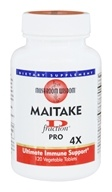Mushroom Wisdom - Grifron Pro Maitake D Fraction 4X - 120 Tablets Formerly Maitake Products