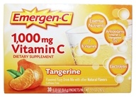 Alacer - Emergen-C Vitamin C Energy Booster Tangerine 1000 mg. - 30 Packet(s)