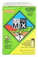 Alacer - Electro-Mix Electrolyte Replacement Drink Mix Natural Lemon Lime - 30 Packet(s)