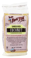 Bob's Red Mill - Coconut Shredded Unsweetened - 12 oz.