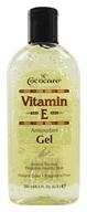 Cococare - Vitamin E Antioxidant Gel Fragrance Free - 8.5 oz.