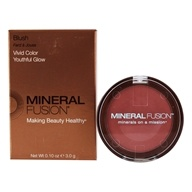 Mineral Fusion - Cheeks Blush Powder Creation - 0.1 oz.