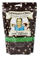 Newman's Own Organics - Dog Treats Medium Size Turkey & Sweet Potato Flavor - 10 oz.