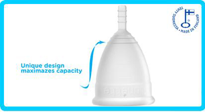 Lunette Selene Menstrual Cup Lunette Menstrual Cup is Also