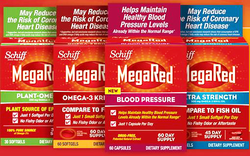 Buy schiff mega red extra strength 100 pure omega 3 for Mega red fish oil
